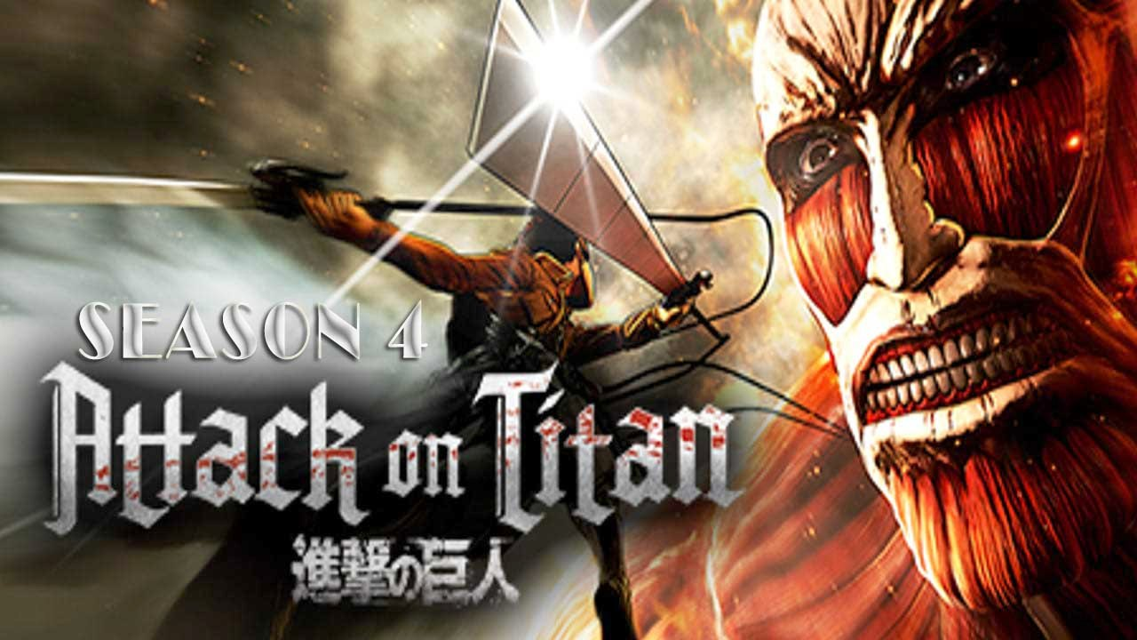Attack on Titan Season 4 Release Date, Trailer, Cast and Latest News