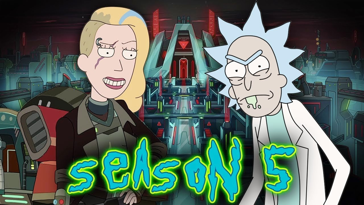 Rick and Morty Season 5 Release Date, Trailer, Cast and Latest News